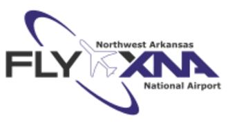Northwest Arkansas Regional Airport - Image: Northwest Arkansas Regional Airport (emblem)