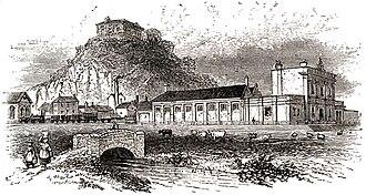 Midland Counties Railway - Nottingham Carrington Street railway station