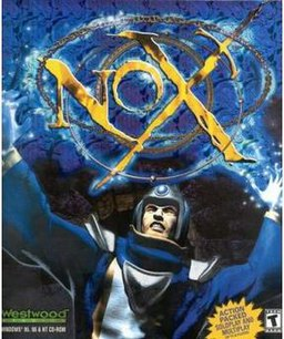 Nox box cover