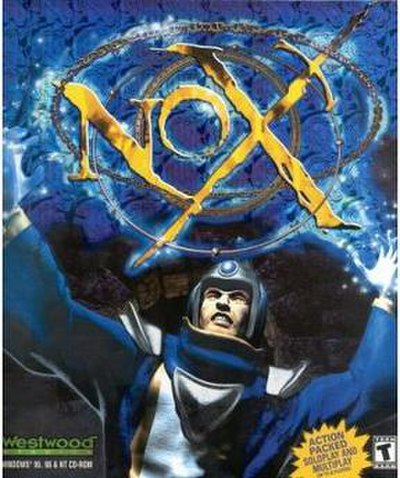 Picture of a game: Nox