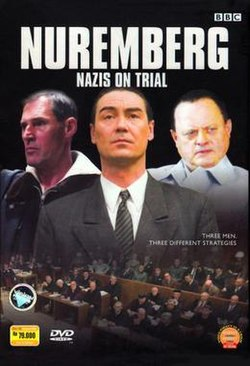 nuremberg nazis on trial  nuremberg nazis on trial poster jpg
