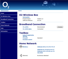 O2 broadband routers vulnerable to remote attack, user ...