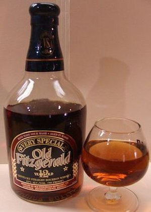 Old Fitzgerald - Very Special Old Fitzgerald,  a 12 year-old Super-Premium Bourbon