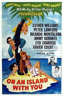 <i>On an Island with You</i> 1948 film by Richard Thorpe