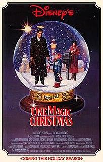 <i>One Magic Christmas</i> 1985 film by Phillip Borsos