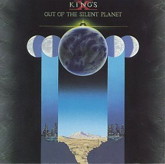 Out of the Silent Planet (album) - Image: Out of the silent planet album cover