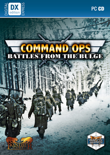 <i>Command Ops: Battles from the Bulge</i> 2010 video game