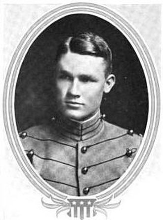 Paul A. Hodgson - Paul A. Hodgson as a West Point cadet