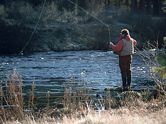 Paulins Kill - The Paulins Kill is a popular destination for anglers in search of several species of trout