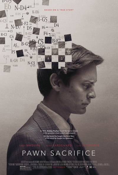 Picture of a movie: Pawn Sacrifice