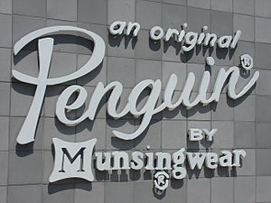 Original Penguin - Los Angeles Penguin store facade