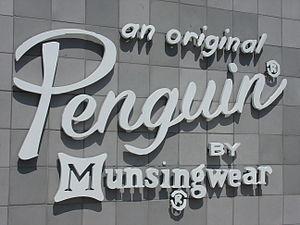 Original Penguin - Los Angeles Penguin store facade