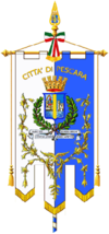 Flag of Pescara