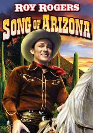 Song of Arizona - Image: Poster of the movie Song of Arizona