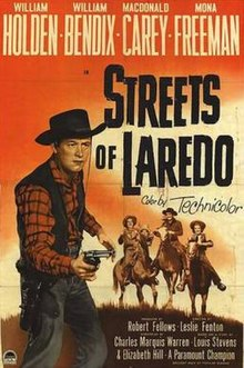 Poster of the movie Streets of Laredo.jpg