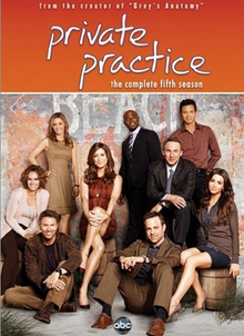 Private Practice Season Five