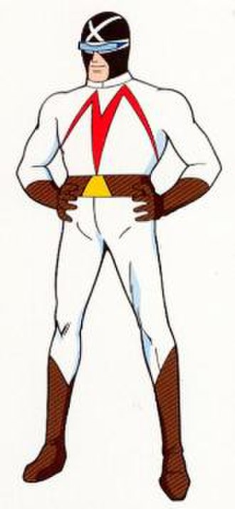 Speed Racer - Racer X.