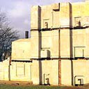 House (sculpture) - House won Rachel Whiteread the 1993 Turner Prize and the 1994 K Foundation award.