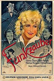 <i>Radio Magic</i> 1927 film