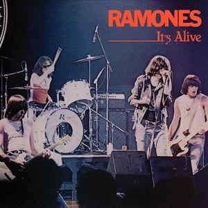 It's Alive (Ramones album) - Image: Ramones It's Alive cover