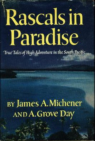 Rascals in Paradise (short story collection) - First edition (publ. Random House)