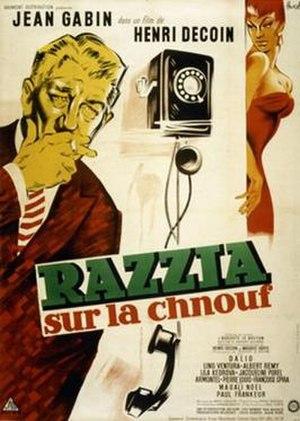 Razzia sur la chnouf - Image: Razzia sur la chnouf