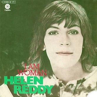 I Am Woman - Image: Reddy I Am Woman