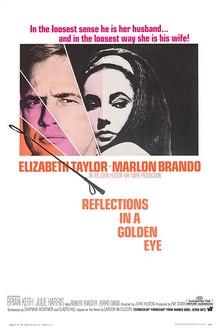 Odsjaji U Zlatnom Oku (1967)