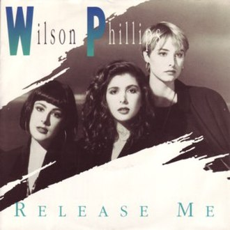 Release Me (Wilson Phillips song) - Image: Release Me (Wilson Phillips song cover art)