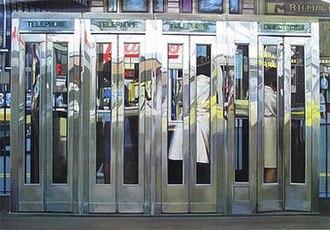 Richard Estes - Image: Richard Estes
