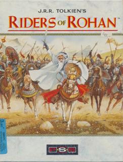 <i>J. R. R. Tolkiens Riders of Rohan</i>