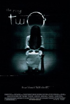 The Ring Two - Theatrical release poster