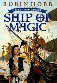 <i>Ship of Magic</i> novel by Robin Hobb