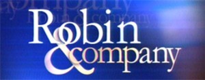 Morning Express with Robin Meade - The show's former logo