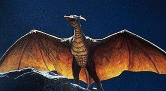 Rodan - Rodan as featured in Godzilla vs. Mechagodzilla II (1993)