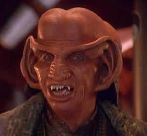 Rom (Star Trek) - Image: Rom DS9