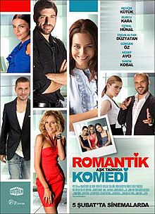 Filme romantik