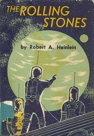 The Rolling Stones (novel) - First edition cover