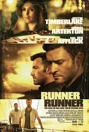 Runner Runner - Image: Runner Runner film poster