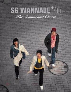 The Sentimental Chord - Image: SG Wannabe The Sentimental Chord