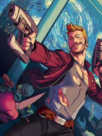 Star-Lord - Image: ST1