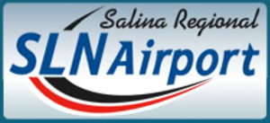 Salina Regional Airport - Image: Salina Regional Airport Logo
