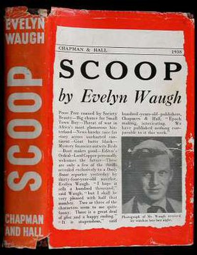 Picture of a book: Scoop