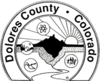 Official seal of Dolores County