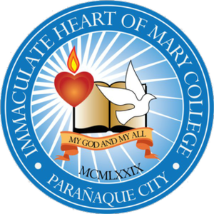 Immaculate Heart of Mary College-Parañaque - Seal of Immaculate Heart of Mary College-Parañaque