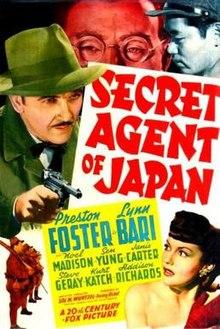 220px-Secret_Agent_of_Japan_FilmPoster.j