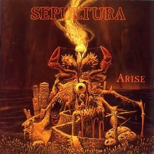 Arise (Sepultura album) - Image: Sepultura Arise 1991