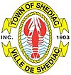 Official seal of Shediac