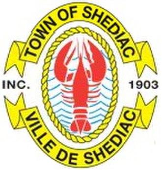 Shediac - Image: Shediac nb logo