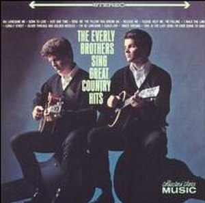 The Everly Brothers Sing Great Country Hits - Image: Sing Great Country Hits